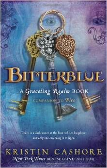 Bitterblue by Kristin Cashore - a wonderful third book - Dreya's World